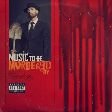 Eminem<br>Music To Be Murdered By