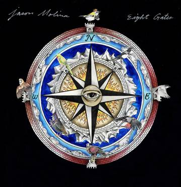 Jason Molina<br>Eight Gates (Strawberry Shortcake Vinyl)