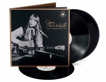 Joni Mitchell<br>Live at Canterbury House - 1967