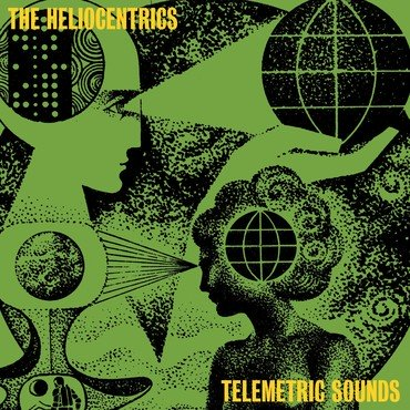 The Heliocentrics<br>Telemetric Sounds