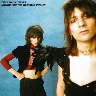 The Lemon Twigs<br>Songs For The General Public (Red Vinyl)