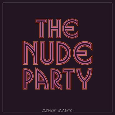 The Nude Party<br>Midnight Manor (Purple Vinyl)