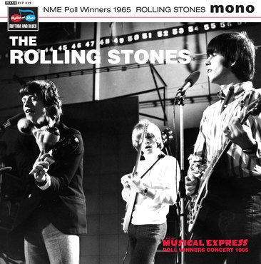 The Rolling Stones<br>NME Poll Winners 1965 EP