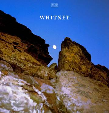 Whitney<br>Candid (Clear Blue Vinyl)