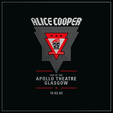 Alice Cooper<br>Live From The Apollo Theatre Glasgow 1982 (RSD 2020)