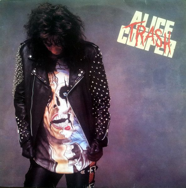 Alice Cooper<br> Trash