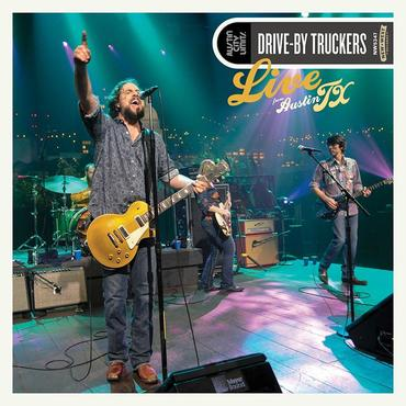 Drive-By Truckers<br>Live From Austin TX (Green Vinyl)