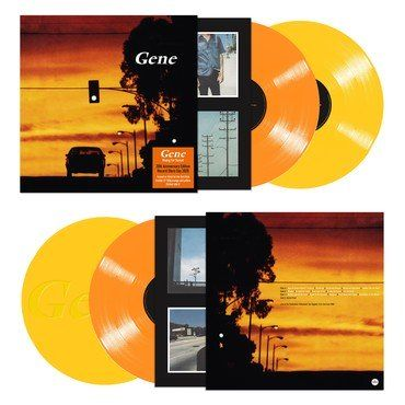 Gene<br>Rising For Sunset (RSD 2020)