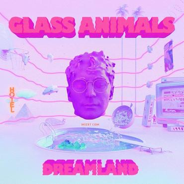 Glass Animals<br>Dreamland (Blue Vinyl)