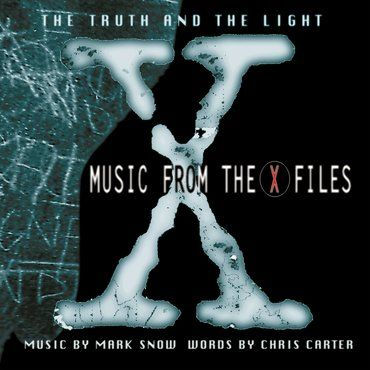 Mark Snow<br>The Truth and The Light: Music From The X-Files (RSD 2020)