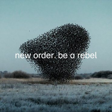 New Order<br>Be A Rebel (Grey Vinyl)