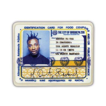 Ol' Dirty Bastard<br>Return To The 36 Chambers: The Dirty Version (RSD 2020)
