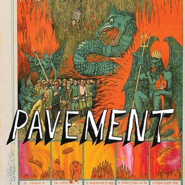 Pavement<br>Quarantine The Past - The Best Of Pavement
