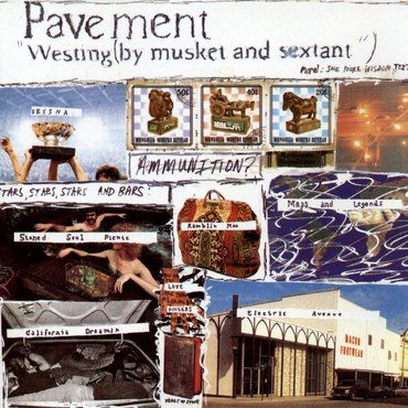 Pavement<br>Westing (by Musket and Sextant)