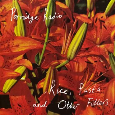 Porridge Radio<br>Rice, Pasta and Other Fillers (Clear Vinyl)