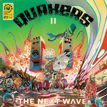 Quakers<br>II - The Next Wave (Blue Vinyl)