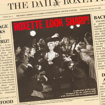 Roxette<br>Look Sharp (Clear Vinyl)