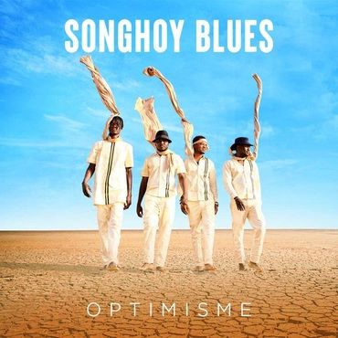Songhoy Blues<br>Optimisme (Gold Vinyl)