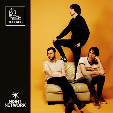 The Cribs<br>Night Network (Blue Vinyl)