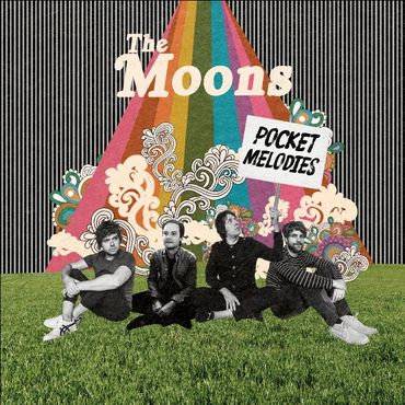 The Moons<br>Pocket Melodies (Purple Vinyl)