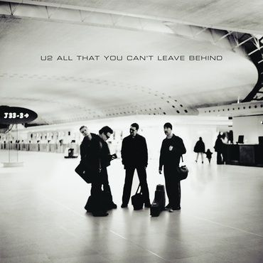 U2<br>All That You Can't Leave Behind