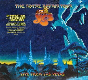 Yes<br>The Royal Affair: Live in Las Vegas